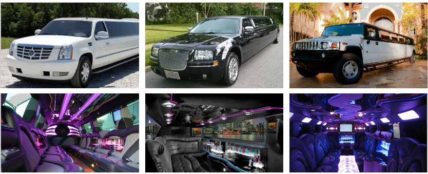 Prom & Homecoming Party Bus Rental Fort Myers