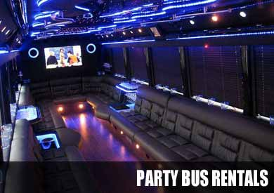 Wedding Party Bus in Fort Myers