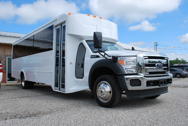 22 Passenger Party Bus Rental Fort Myers FL