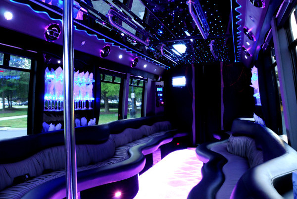 22 Seater Party Bus Fort Myers Florida