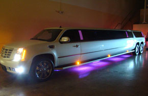Escalade Limousines Rental Near FT Myers