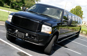Excursion Limo Rental Near FT Myers