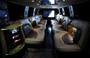 Rent Excursion Limo Truck FT Myers
