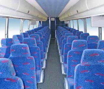 50 passenger Party bus Captiva