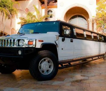 Hummer limo Rotunda West