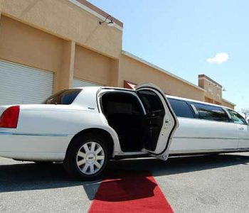 lincoln stretch limousine Harlem Heights